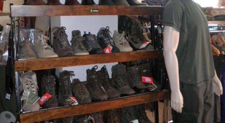 Calzado armeria cadiz