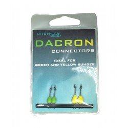 DACRON CONNECTORS