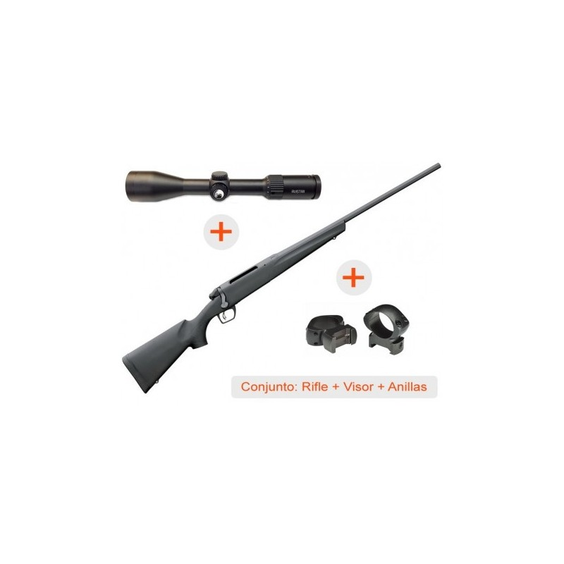 Rifle de cerrojo REMINGTON 783 + Visor AVISTAR 2