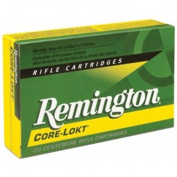 Munición metálica REMINGTON CORE-LOKT - 45-70 Govt - 405 grains (Full Pressure)