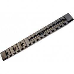 Carril weaver LEUPOLD para bases QR - 18 cm.