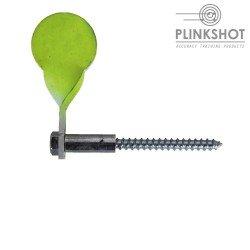 Punzón diana rotativa Plinkshot 40mm