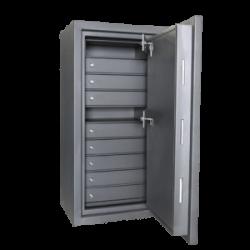 Armero SEG1000 10C cerradura llave y electrónica