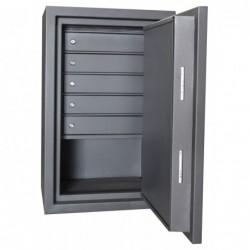 Armero SEG800 5C cerradura llave y electrónica