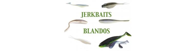 Jerkbaits blandos