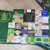 Os muestro la amplia gama de cartuchos disponibles para nuestra ansiada media veda , todo esto y mucho más en Armeria el Pinsapar